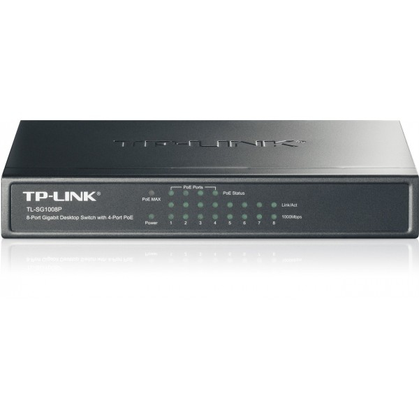 TP-LINK TL-SG1008P network switch