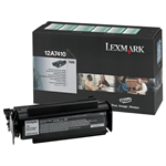 Lexmark 12A7410 Toner black, 5K pages @ 5% coverage