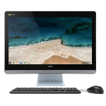 "Acer Chromebase 24 CA24I-CN 1.7GHz 3215U Intel® Celeron® 23.8"" 1920 x 1080pixels Black, Silver All-in-One PC"