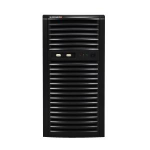 Supermicro SC731D-300B Mini Tower Black 300 W