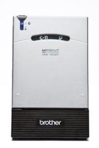 Brother MW-145BT impresora de etiquetas Térmica directa 300 x 300 DPI Inalámbrico y alámbrico