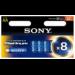 Sony 8x AA Stamina Platinum