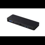 Fujitsu S26391-F1667-L100 notebook dock/port replicator Wired USB 3.2 Gen 1 (3.1 Gen 1) Type-C Black