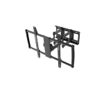 "Newstar LFD-W8000 100"" Black flat panel wall mount"