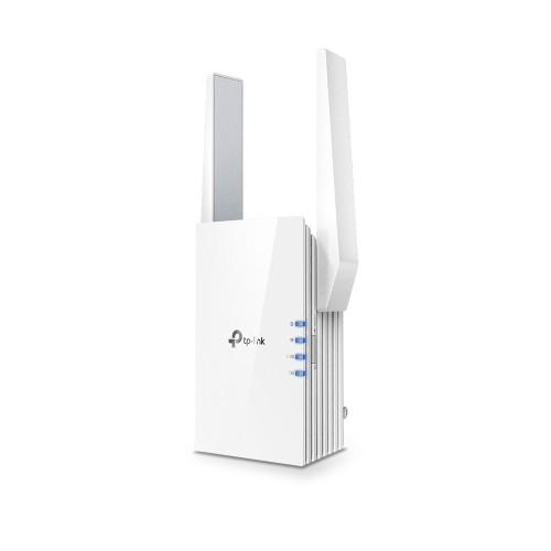 TP-LINK RE505X network extender Network transmitter & receiver White 10, 100, 1000 Mbit/s