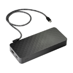 HP Spectre power bank Black 20100 mAh