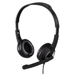 Hama Essential HS 300 Binaural Head-band Grey headset