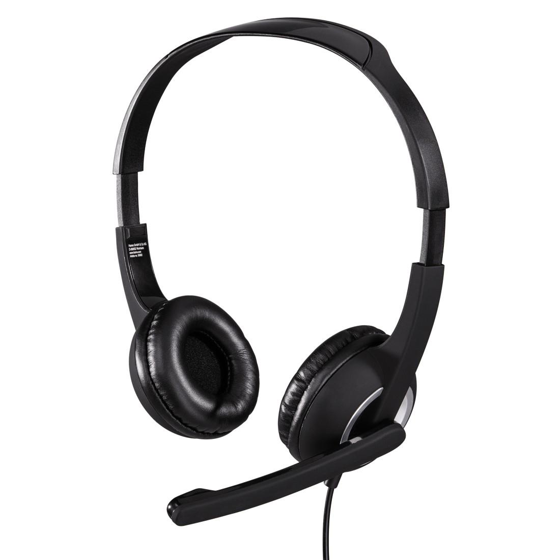 Hama Essential HS 300 Headset Head-band Grey