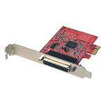 Lindy 4-Port PCIe Serial Card interface cards/adapter
