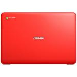"ASUS Chromebook C300SA-FN015 1.6GHz N3060 13.3"" 1366 x 768pixels Red,White Chromebook"