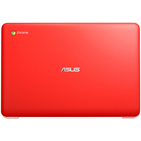 "ASUS Chromebook C300SA-FN015 1.6GHz N3060 13.3"" 1366 x 768pixels Red,White Chromebook"