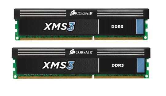 Corsair CMX8GX3M2A1600C9 8GB DDR3 1600MHz memory module
