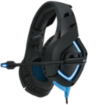 Adesso Xtream G1 Binaural Head-band Black, Blue