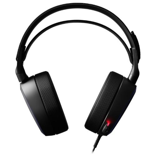 Steelseries Arctis Pro + GameDAC Headset Head-band Black