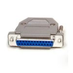 StarTech.com C25PSF DB25 Female Blue, Grey wire connector