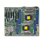 Supermicro X10DRL-i server/workstation motherboard Intel® C612 LGA 2011 (Socket R) ATX