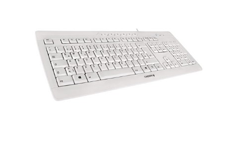 CHERRY STREAM 3.0 keyboard USB QWERTY UK English Grey