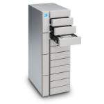 LaCie 48TB 12big Thunderbolt 3 disk array Desktop Silver
