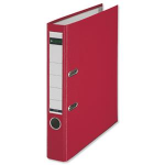 Leitz 180° Lever Arch File Plastic 50 mm Plastic Red ring binder