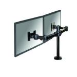 "Newstar FPMA-D960DG 27"" Black flat panel desk mount"