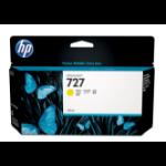 HP 727 Origineel Geel 1 stuk(s)