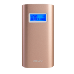 PNY PowerPack AD5200 power bank Lithium-Ion (Li-Ion) 5200 mAh Gold