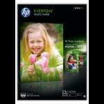 HP Hârtie foto lucioasă Everyday - 100 coli/A4/210 x 297 mm papel fotográfico Negro, Azul, Blanco