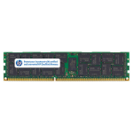 Hewlett Packard Enterprise 16GB (1x16GB) Dual Rank x4 PC3U-10600R (DDR3-1333) Registered CAS-9 Ultra Low Voltage Memory Kit 16GB DDR3 1333MHz ECC memory module