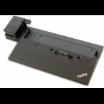 Lenovo 40A00065US Black notebook dock/port replicator