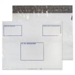 Blake POLYPOST POLYTHENE WALLET PEEL AND SEAL WHITE C3+ 330X430 envelope Polyethylene