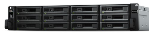 Synology RS18017XS48TBSEA RackStation RS18017XS+ 48TB IronWolf Pro 12 Bays NAS