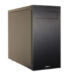 Lian Li PC-A55 Midi-Tower Black computer case