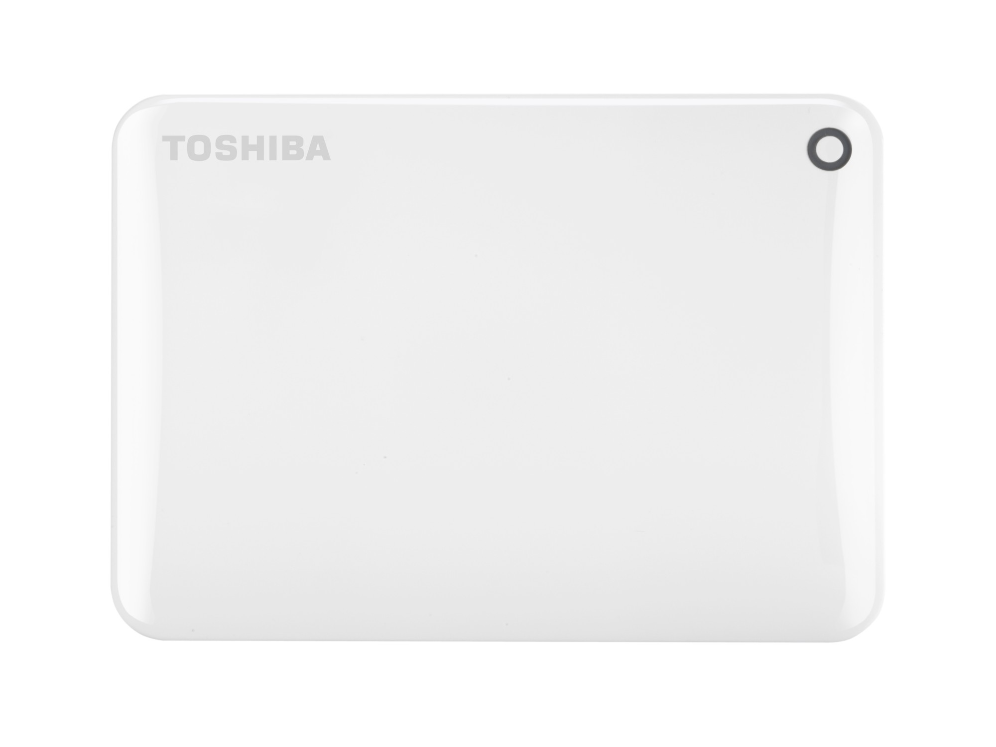Toshiba Canvio Connect II 1TB 1000GB White external hard drive