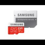 Samsung EVO Plus 2020 memory card 512 GB MicroSDXC Class 10 UHS-I