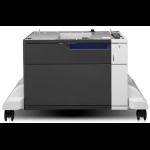 HP LaserJet Alimentador 1x500-sheet de hojas y soporte