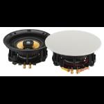 Monacor SPE-230BT loudspeaker 2-way 90 W Black Wireless
