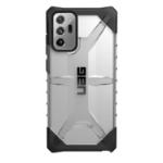 """Urban Armor Gear Plasma mobile phone case 17.5 cm (6.9"""") Cover Black, Translucent"""