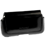 Krusell Hector Leather Case Black