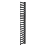 APC AR7717A cable tray Straight cable tray Black