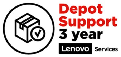 Lenovo 3Y Expedited Depot