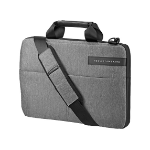 "HP L6V67AA notebook case 35.6 cm (14"") Briefcase Black,Grey"