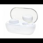 Vakoss SK-848BW headphones/headset In-ear White