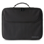 "Mobilis The One Basic notebook case 35.6 cm (14"") Briefcase Black"