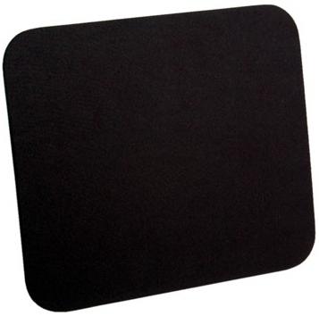 Mouse Pad. Cloth. black