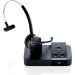 Jabra PRO 9450 EMEA Monaural Ear-hook, Head-band Black headset