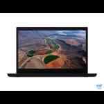 """Lenovo ThinkPad L15 Notebook 39.6 cm (15.6"""") 1920 x 1080 pixels 10th gen Intel® Core™ i7 16 GB DDR4-SDRAM 512 GB SSD Wi-Fi 6 (802.11ax) Windows 10 Pro Black"""