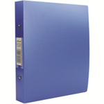 Rexel Budget 2 Ring Binder A5 Blue