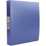 Rexel Budget 2 Ring Binder A5 Blue