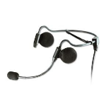 Honeywell ThoughTalk HS3 Binaural Neck-band Black headset