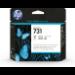 HP Cabezal de impresión DesignJet 731